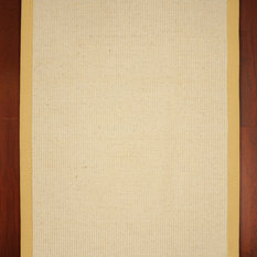 Wool Sisal Rugs Runner Maui Sisal Wool Sm01 Natural Rug