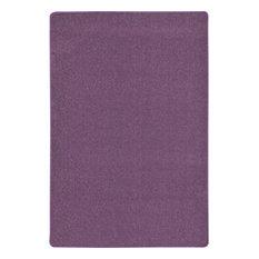 Kid Essentials Rug, Endurance, Purple, 12'x6'