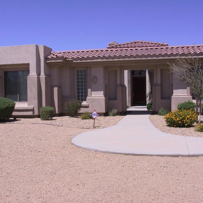 North Scottsdale Custom Spec