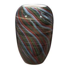 Galax Vase, Multicolor, Large