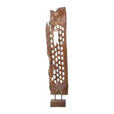 Fannett Sculpture in Natural