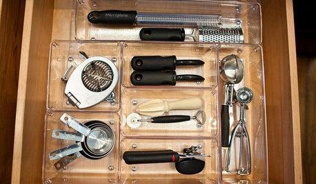 KonMari Effect: How to Organise Your Kitchen Storage