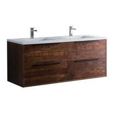 Low Profile Bathroom Vanities Houzz