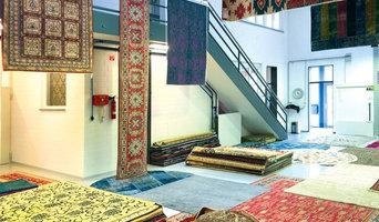 Neues Teppichgeschäft - Basel