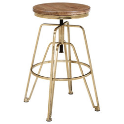 Industrial Bar Stools And Counter Stools by Linon Home Decor Products