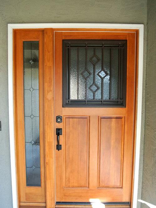 Wrought Iron Door Insert - Custom Design (Hinged. & Door Conversions - Campbell CA US 95008 pezcame.com