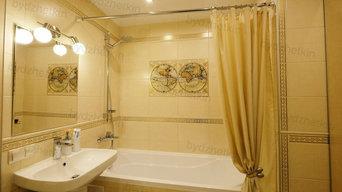 Ремонт ванной комнаты на Сухаревской