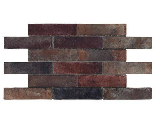 Terramix Marron - Wall & Floor Tiles