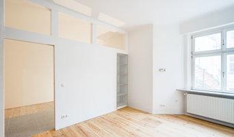 Spamroom Berlin – Micro Apartment (54 qm)