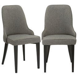 Transitional Dining Chairs by Btexpert