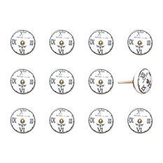 Knobs, Set of 12, K000017