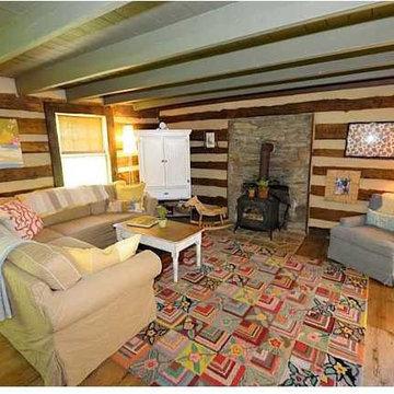 O'Suzannah Log Cabin