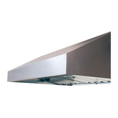 Miseno MH70130AS 750 CFM 30 Inch Stainless Steel Under Cabinet Range