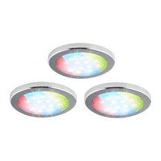 Under-Cabinet LED RGD Pucks, 3-Pack