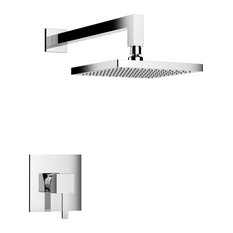 Ian Shower Set, All Inclusive Shower Set For One Function, Polished Chrome