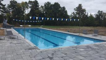 Inground Gunite Pool