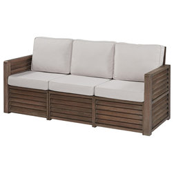 Awesome Craftsman Outdoor Sofas by Home Styles Furniture