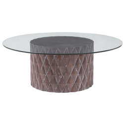 Transitional Coffee Tables by House Lighting Design