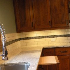 Please Show Me Your Subway Tile Backsplash