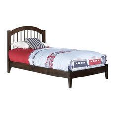 Windsor Open Foot Bed, Walnut, Twin XL