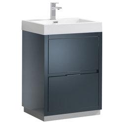 Modern Bathroom Vanities And Sink Consoles by Dream Bathroom Vanities