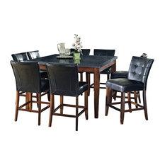 Steve Silver Granite Bello Counter Table Indoor Pub And Bistro Tables
