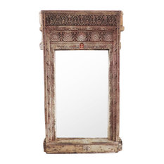 Consigned Rajasthan Doorway Mirror