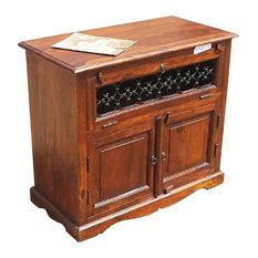 Philadelphia Rustic Solid Wood TV Stand Media Console