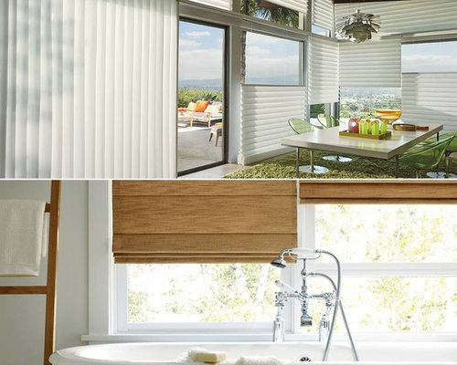 hunter douglas roman shades top down bottom up roman shades
