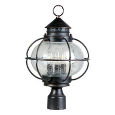 Portsmouth 3-Light Outdoor Post Lantern