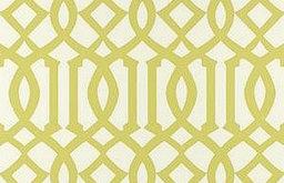 Imperial Trellis Wallpaper, Citrine
