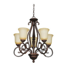 Sunset Lighting F5285-61 Graham Chandelier