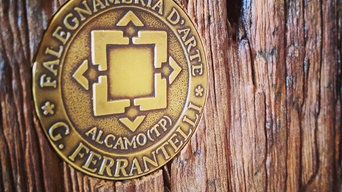 Cornice Raw Wood
