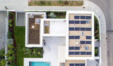 Casas Houzz: En Alemania, una vivienda singular y vanguardista