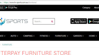 Afterpay Furniture Sale