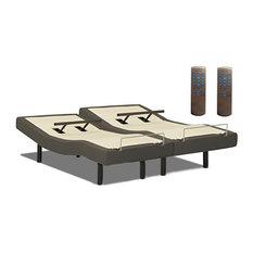 King Split Adjustable Beds Base, Set of 2