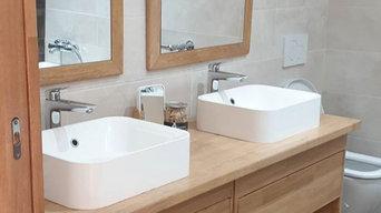 Rénovation de studios à Lyon (salles de bain)