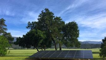 Grid-tied Solar Installations