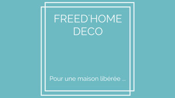 MON LOGO FREED'HOME DECO