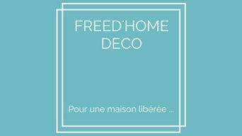 MON LOGO FREED'HOME DECO