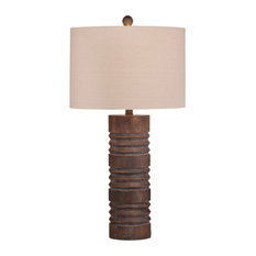 50 most popular rustic table lamps for 2018 houzz mantis table lamp table lamps aloadofball Choice Image