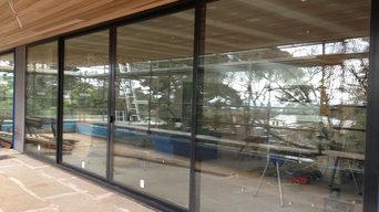 Aluminium Sliding Doors : Commercial 400 series in Mc Crae, Melbourne