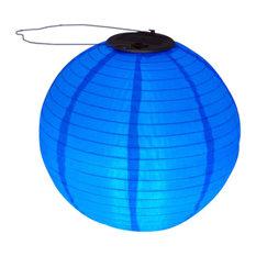 Soji Original Solar Lantern, Blue