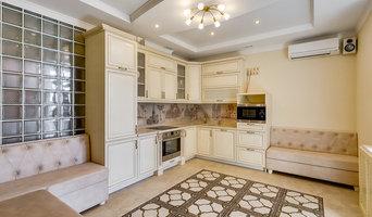 2-х комнатная квартира в классическом стиле (Ростов-на-Дону)