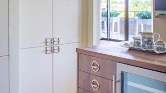 Contemporary Condo Kitchen Design