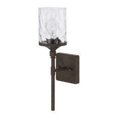 Capital Lighting 628811-451 Colton Single Light Bathroom Sconce