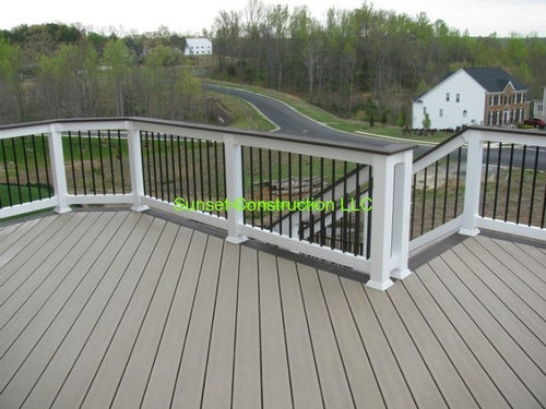 Trex Decking Colors >> Need Help Picking Our Trex Decking Color