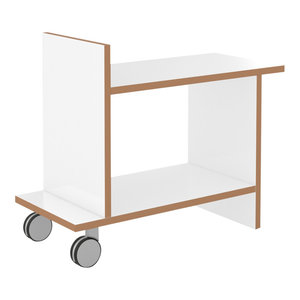 Freund Portable Side Table
