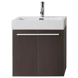 Simple Contemporary Bathroom Vanities And Sink Consoles by Virtu Usa Inc
