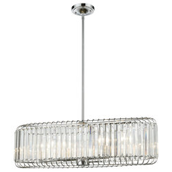 Contemporary Chandeliers by Buildcom